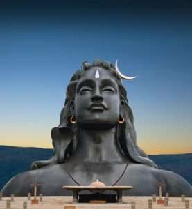 Mahashivratri with Adiyogi the Shiva