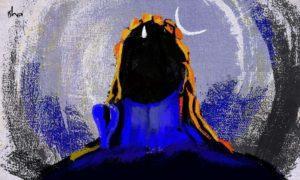 Shiva Bluethroat