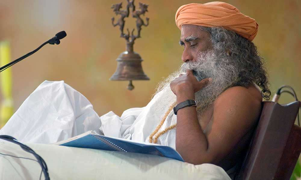 Sadhguru's Poems
