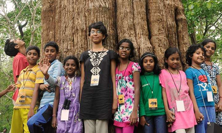 Isha Yoga Summer Program for Children