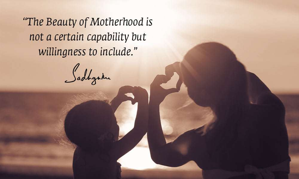 Stupendous 9 Quotes From Sadhguru On Mothers Day Funny Birthday Cards Online Alyptdamsfinfo