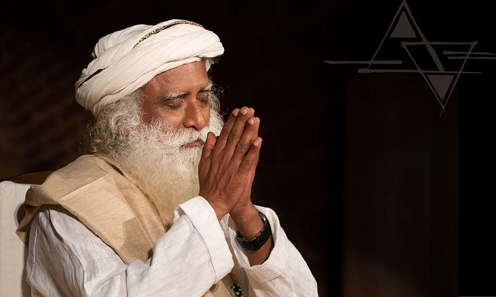With Sadhguru in Challenging Times