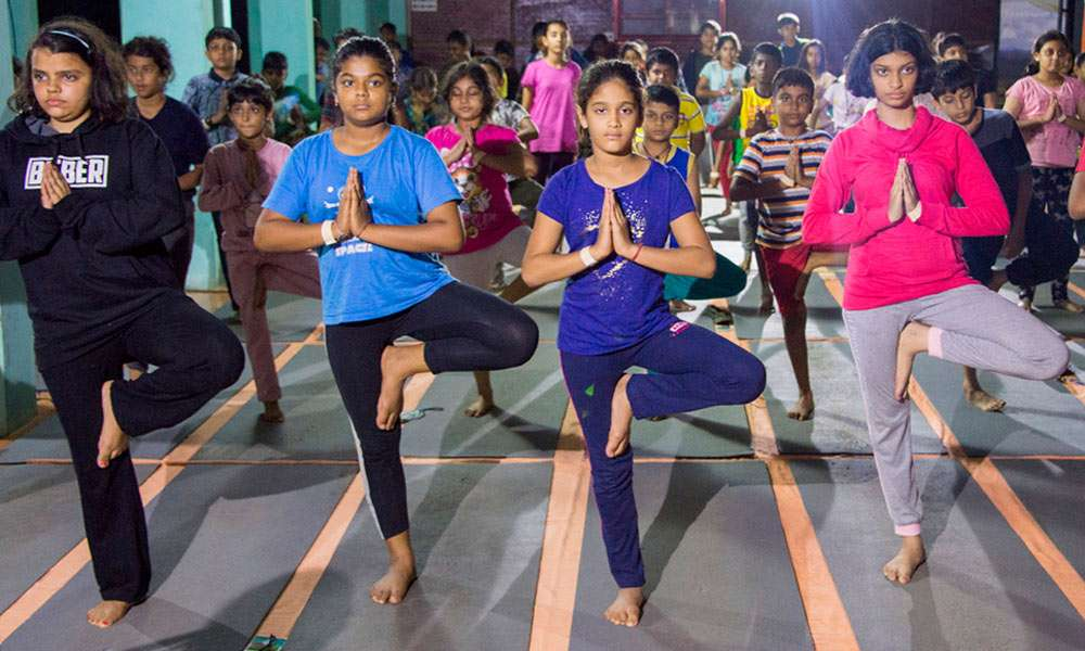 A Date with Nature - Isha Yoga Summer program for Children