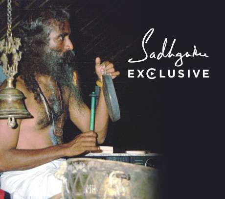 Sadhguru Exclusive