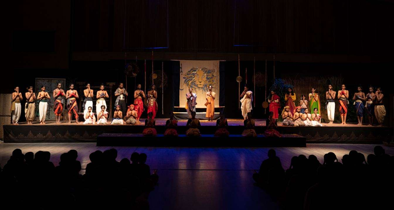 Chanakya – A Sanskrit Play by Isha Samskriti