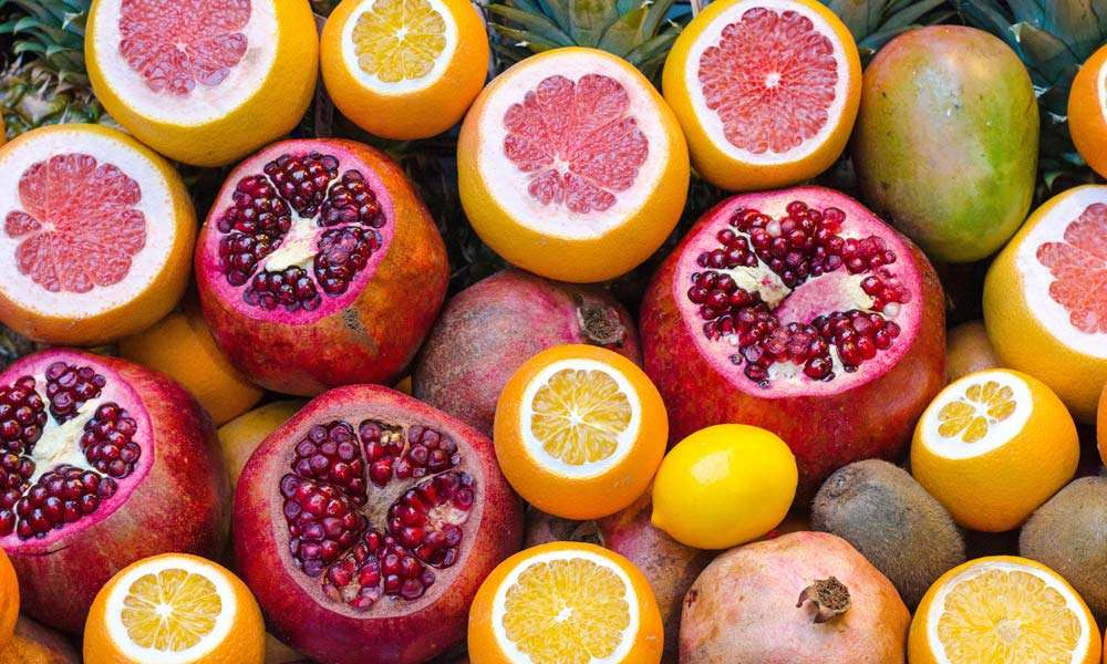 Fruit diet is good for you and planet