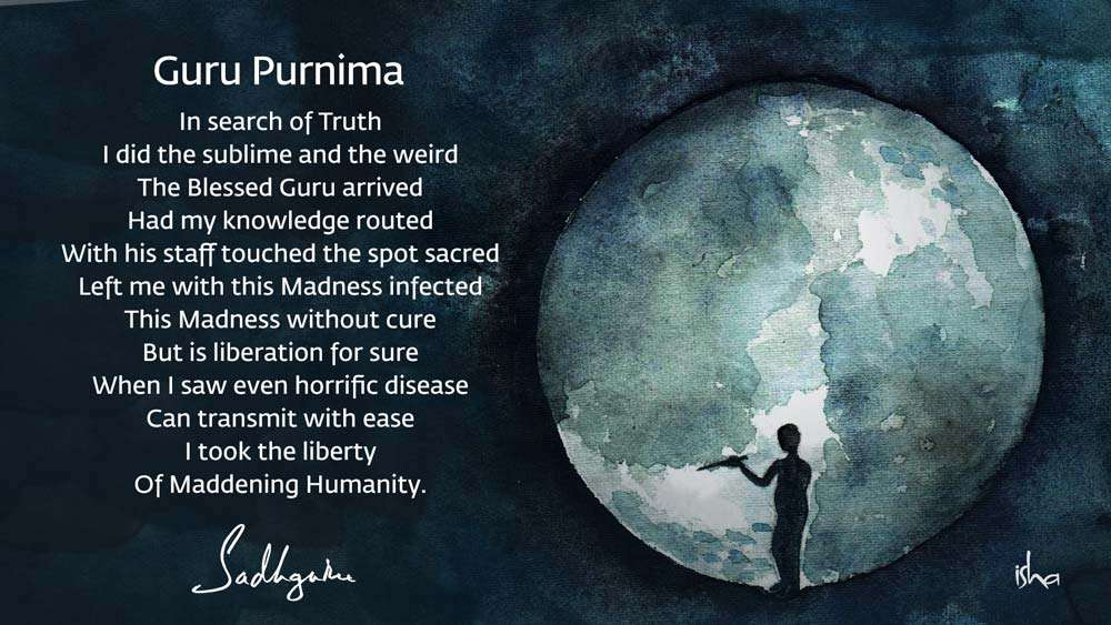 Poem on Guru Purnima| In Search of Truth