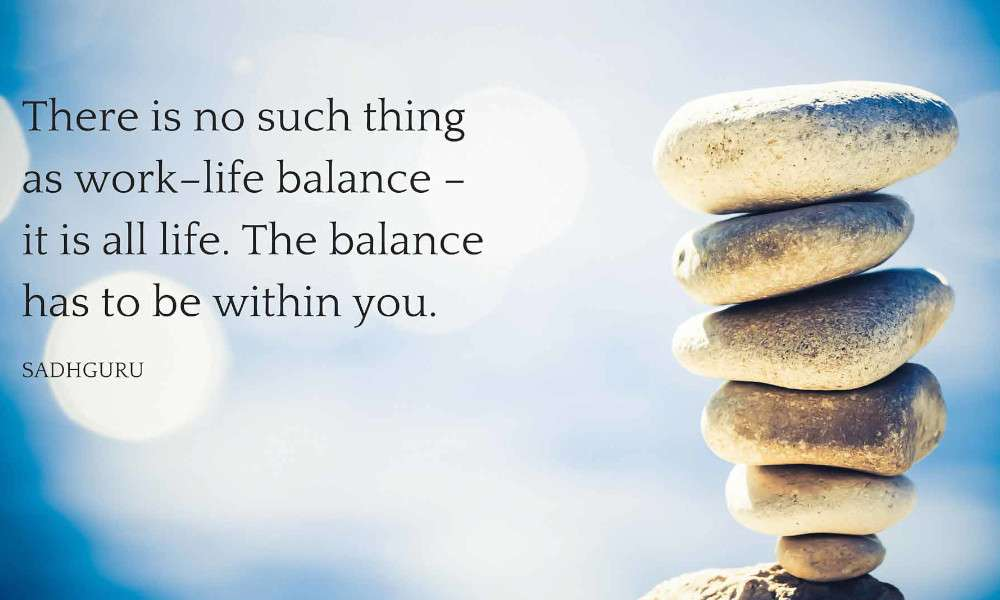 quotes of balance