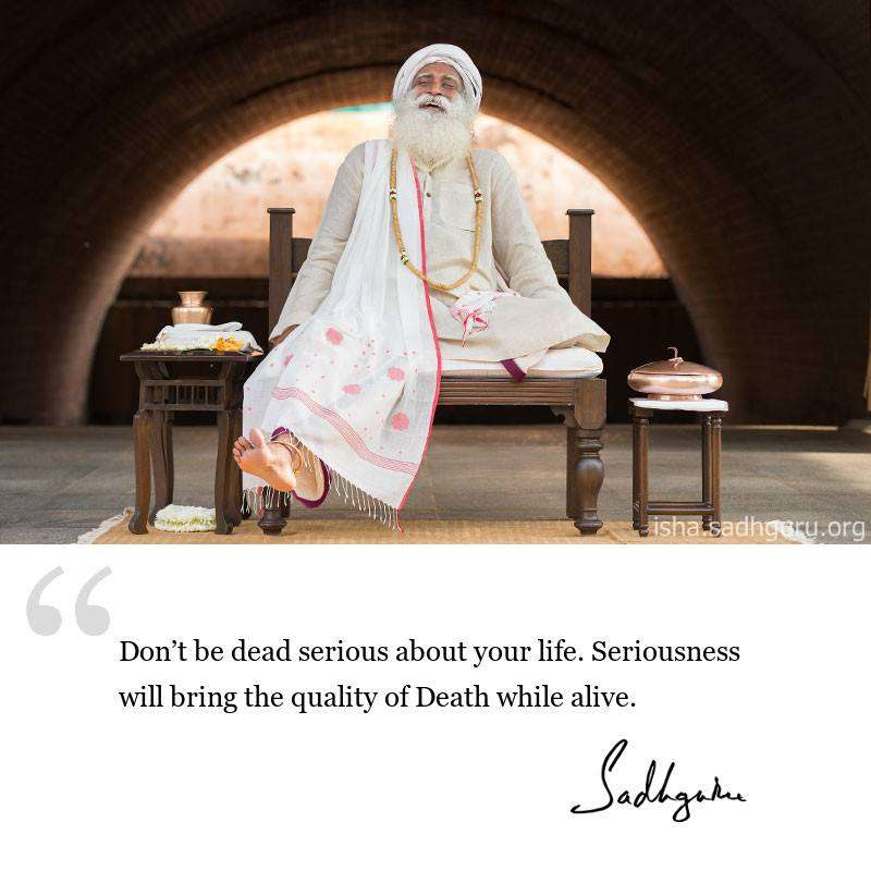 sadhguru-dmq-2019-dont-be-dead-serious