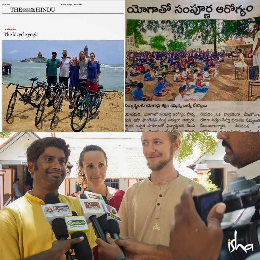 sadhguru-isha-blog-bicycle-yogis-p1-journey-begins-the-progress-media-coverage