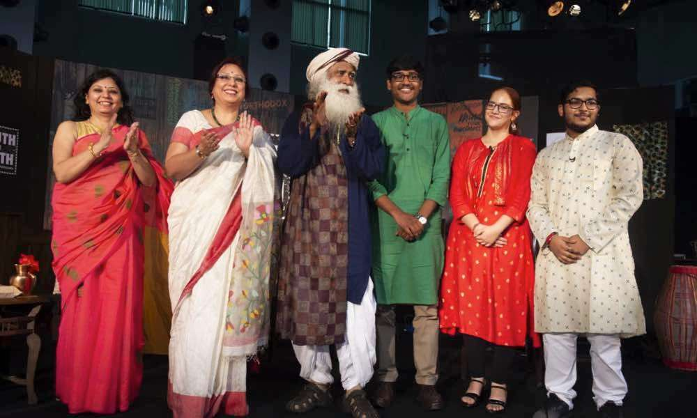Youth AND Truth kicks off at Shri Ram College of Commerce, Delhi on September 4, 2018