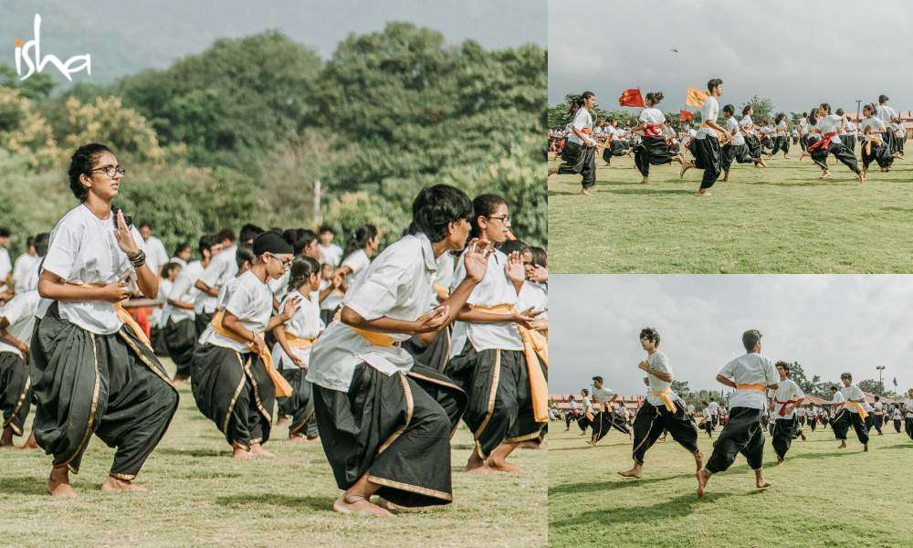 sadhguru-isha-blog-isha-home-school-sports-day-march-past-2