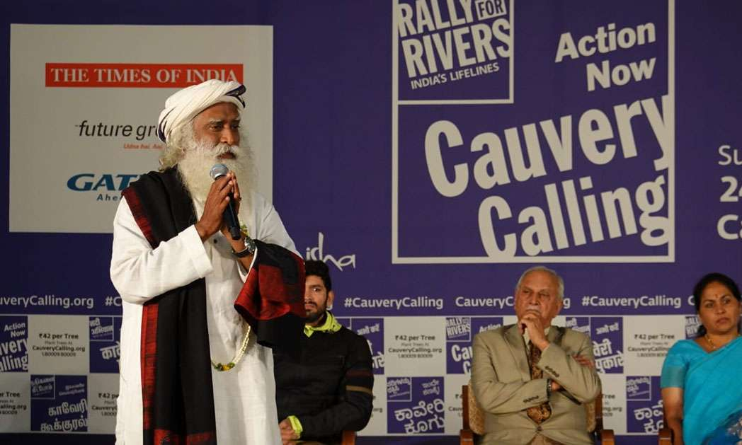 sadhguru-isha-cauvery-calling-diaries-of-motorcycles-and-a-mystic-day-one-sg-event-speak
