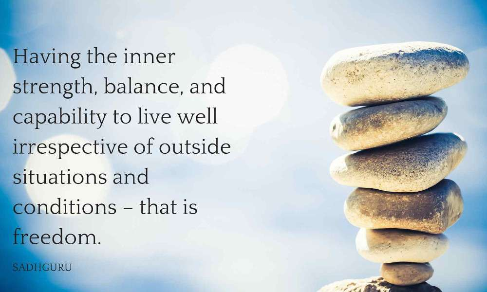 quotes about balancing life