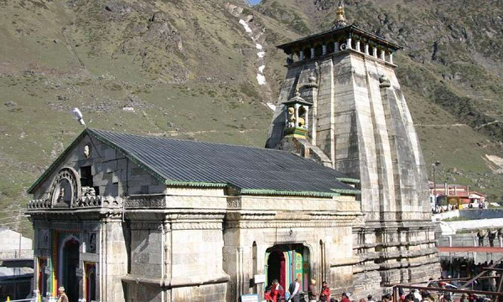 Kedarnath Temple - A Crazy Cocktail of Spirituality
