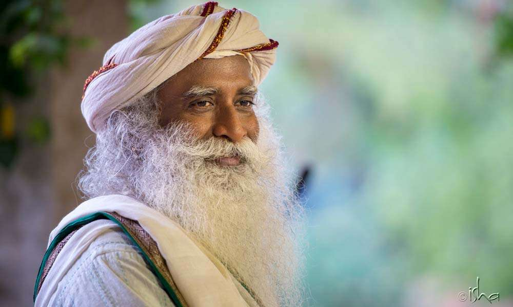Sadhguru at SpotOn