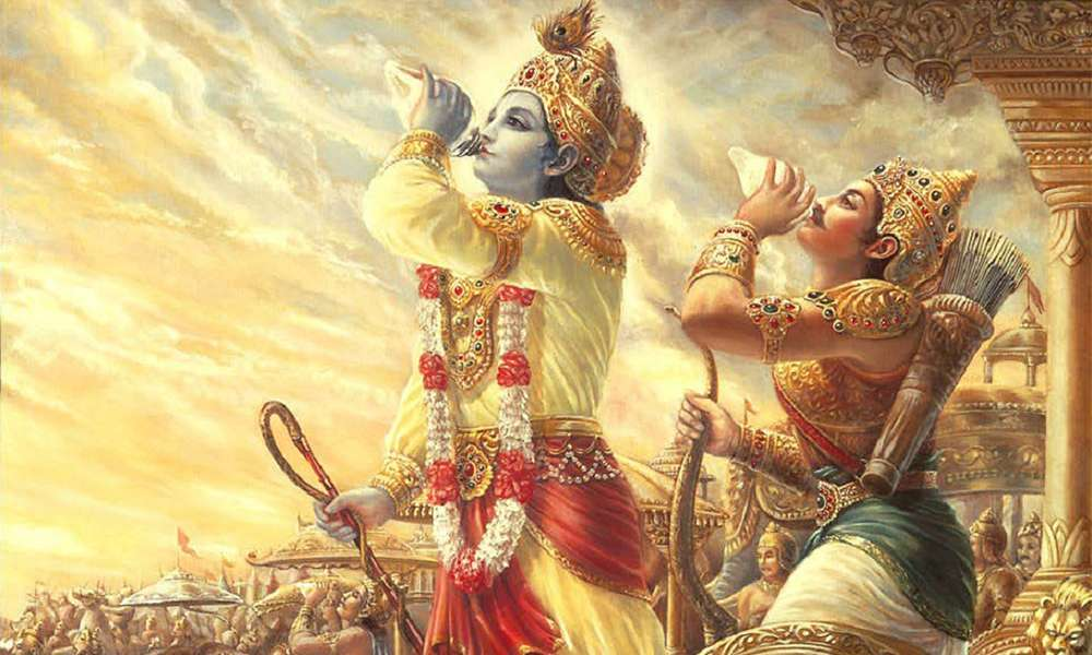 Krishna's Game of War