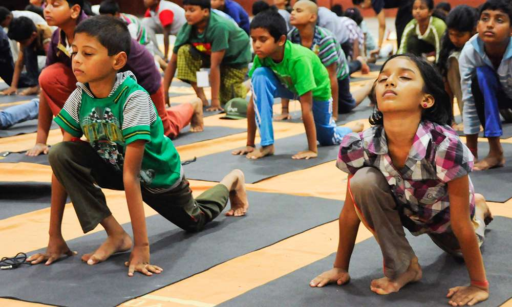 Is Yoga a Religion?