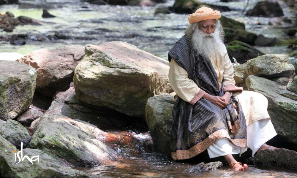 sadhguru wisdom article | 3 Reasons for India's Water Crisis