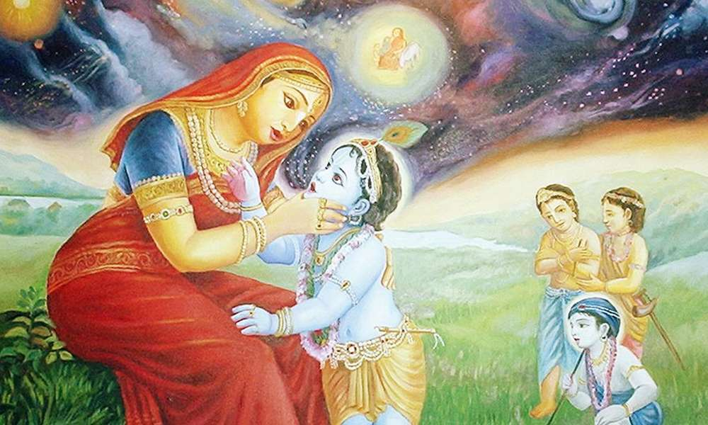 Krishna and the Women in His Life
