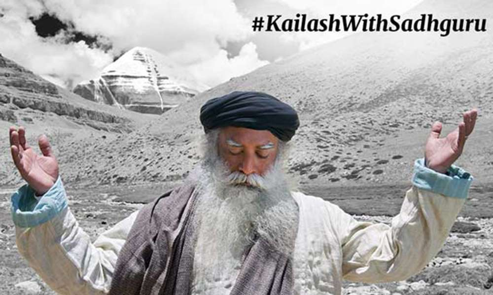 Kailash With Sadhguru - Live Blog
