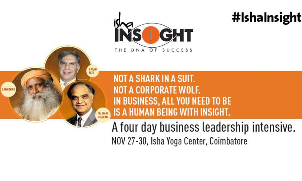 INSIGHT 2014 - Live Blog