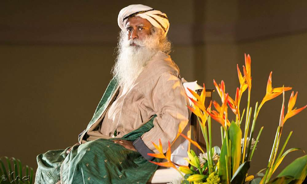Sadhguru's US Visit April 19 – May 20, 2015