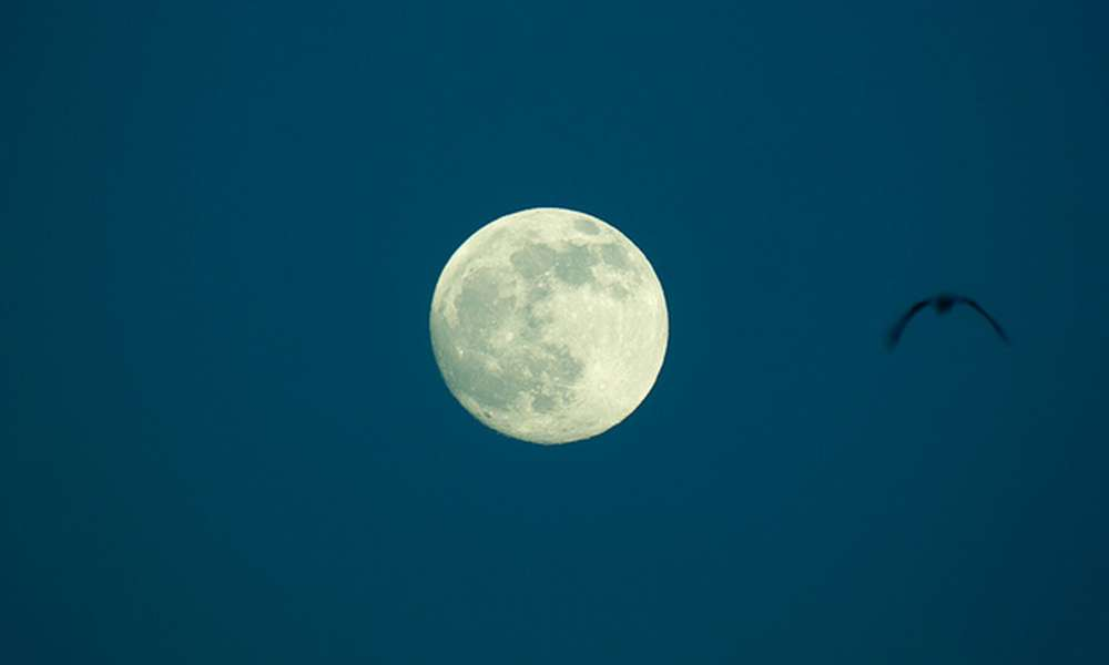 The Moon and Mysticism
