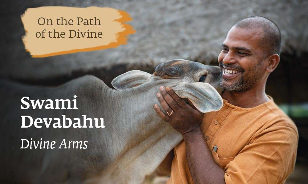 Isha Blog Article | On the Path of the Divine - Swami Devabahu