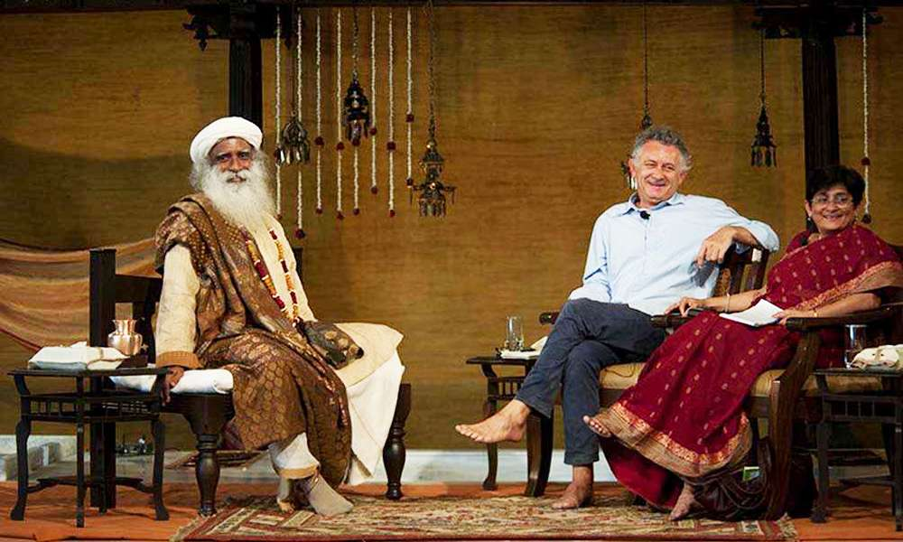 Shekhar Kapur In Conversation with Sadhguru