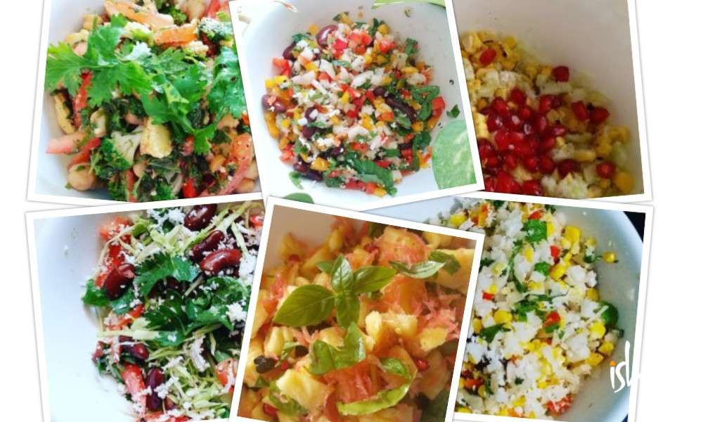 isha blog article | century of salads