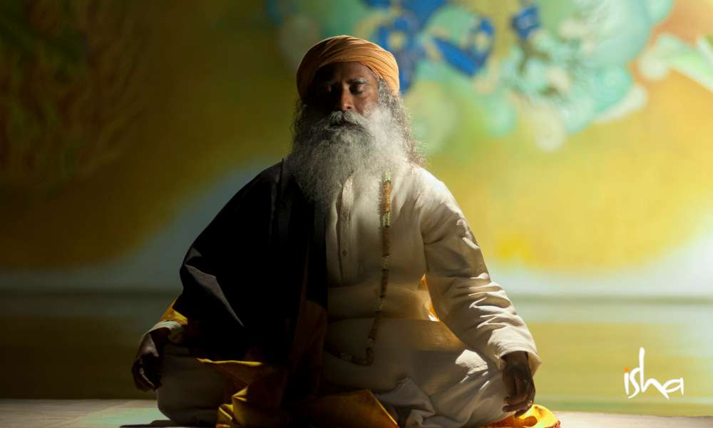 sadhguru wisdom audio | emotion the juicy part of thought