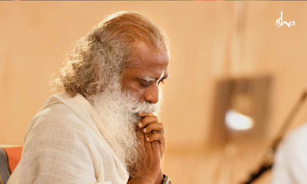 sadhguru wisdom audio | How Do You Stop the Mind's Chatter?