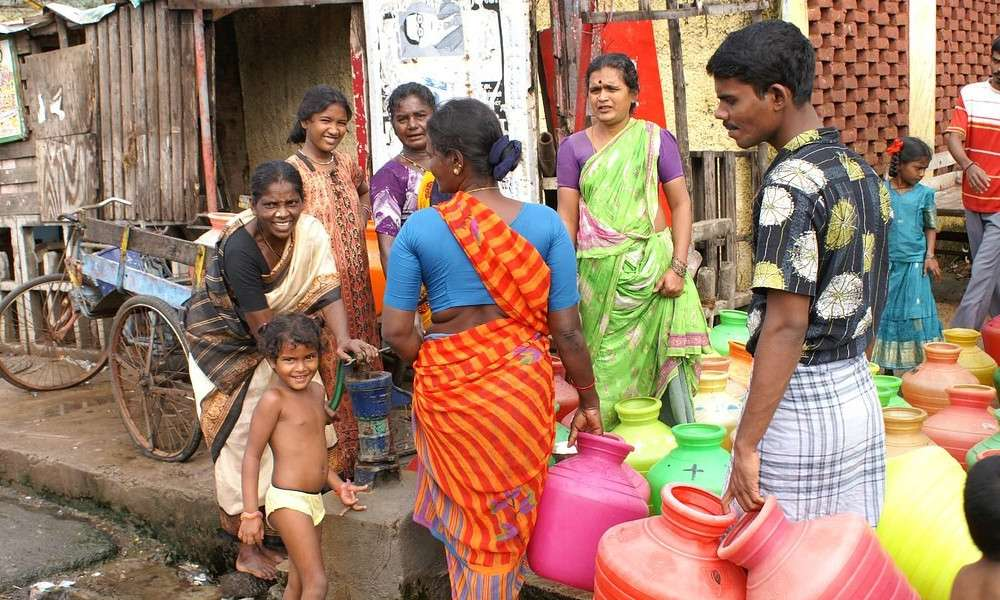 isha blog article | independence-from-water-scarcity