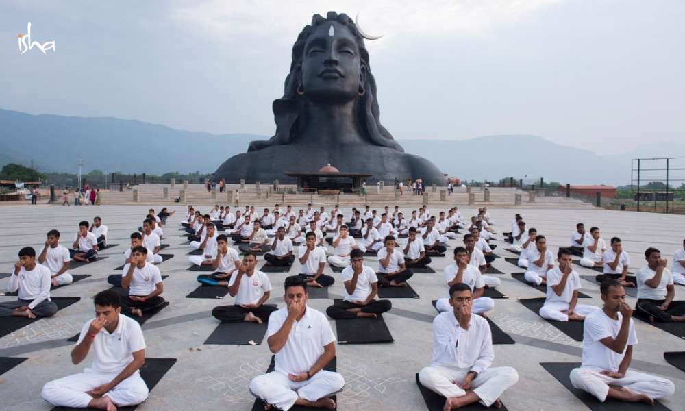 Isha Blog Article | Yoga - The New Normal