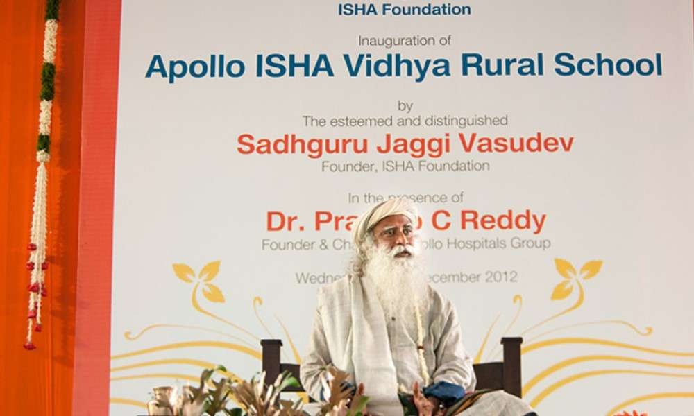 isha-vidhya-and-apollo-launch-new-school