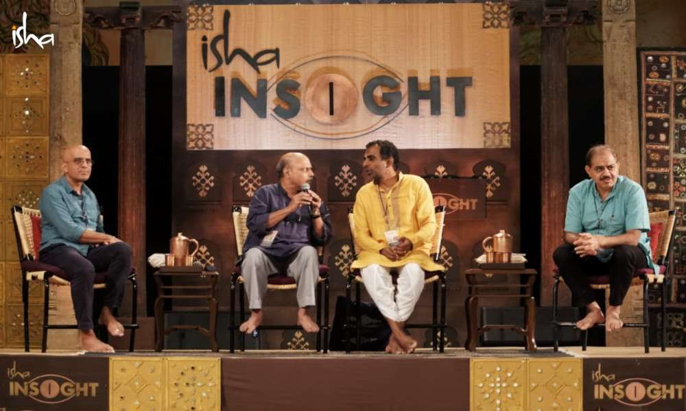 Isha Blog Article | Isha INSIGHT 2019 Day 4: The Future is Here