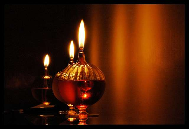 The Significance of Lighting Oil Lamps | Isha Sadhguru