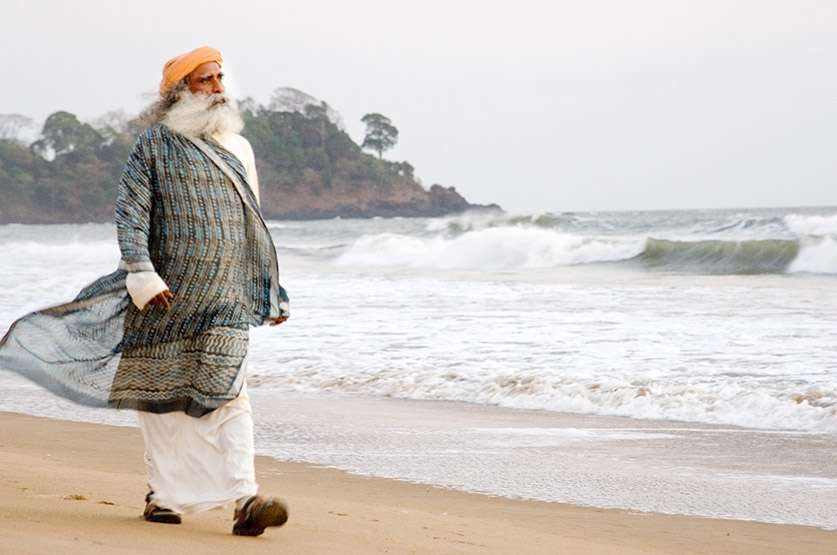 Sadhguru in Goa