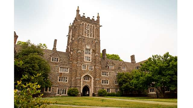 In Conversation - Duke University