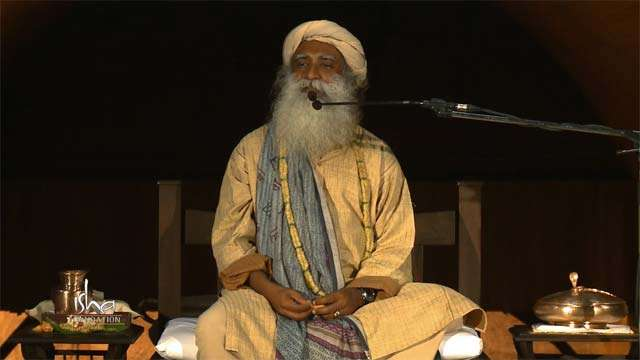 Sadhguru's Tamil New Year Message