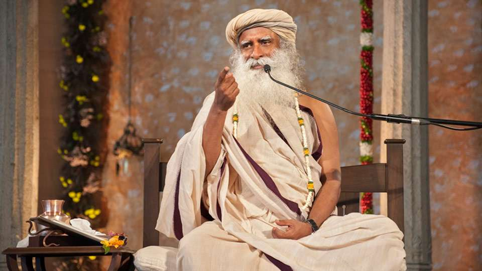 Sadhguru A Simple Technique to Experience Freedom