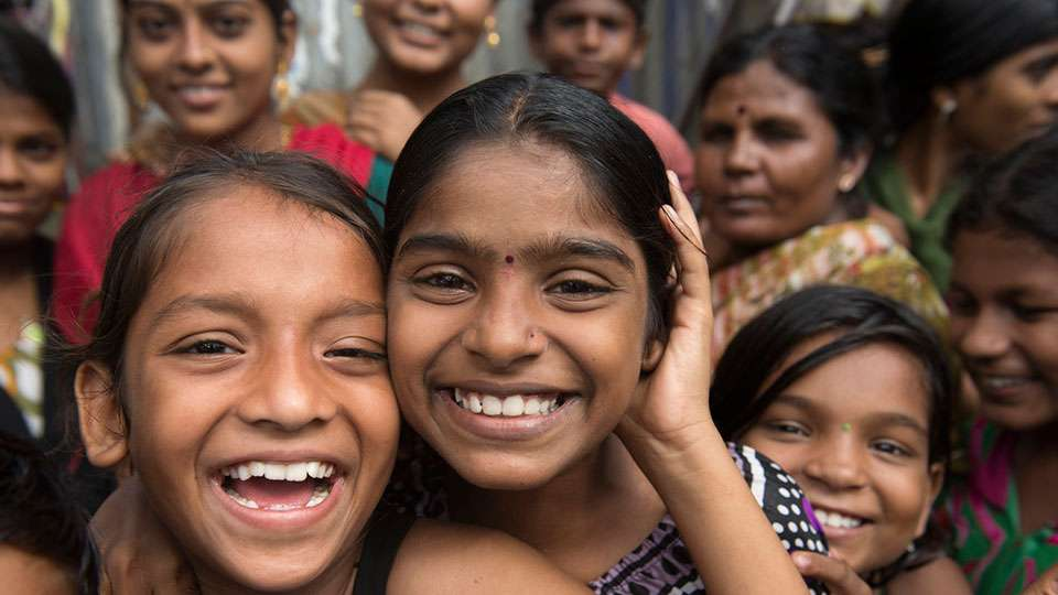 Happy Kids - Inclusive Growth in India: A Guarantee for the Future of India