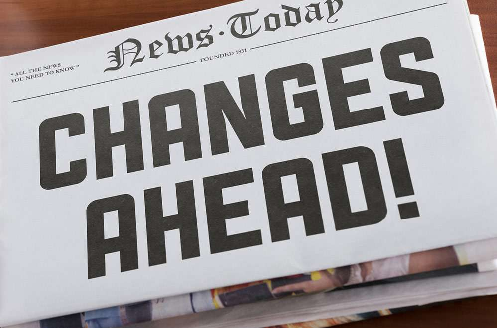 Changes ahead - Break the Status Quo - Simple Steps to move towards the Truth of Life
