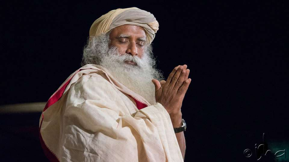 Sadhguru - Become an Empty Page
