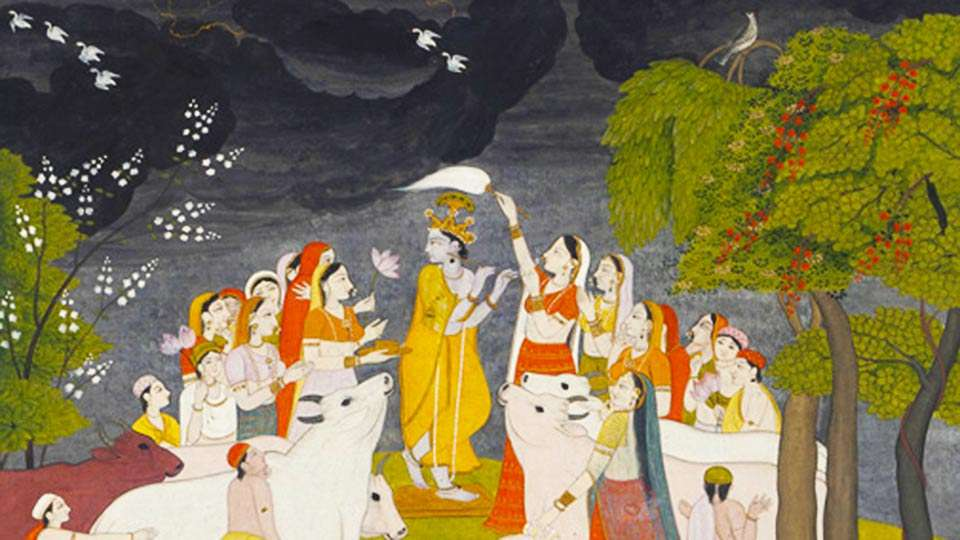 Even Krishna is Governed by the Laws of the Physical | Isha