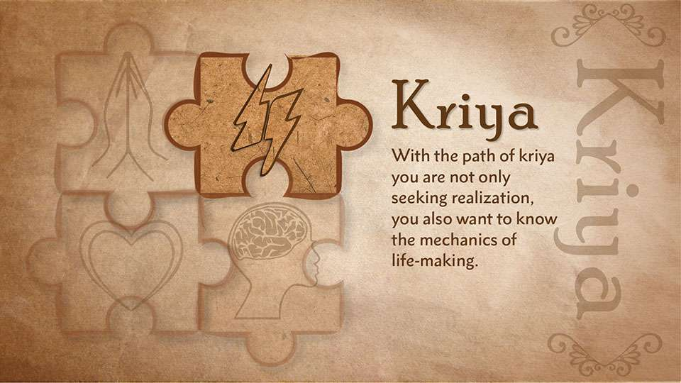 Kriya Yoga A Powerful Way To Walk The Spiritual Path Isha Sadhguru