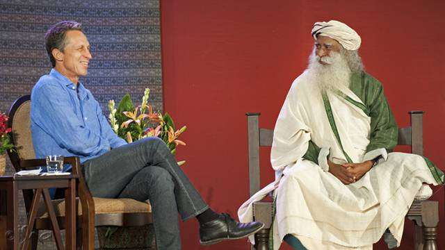 In Conversation with Sadhguru