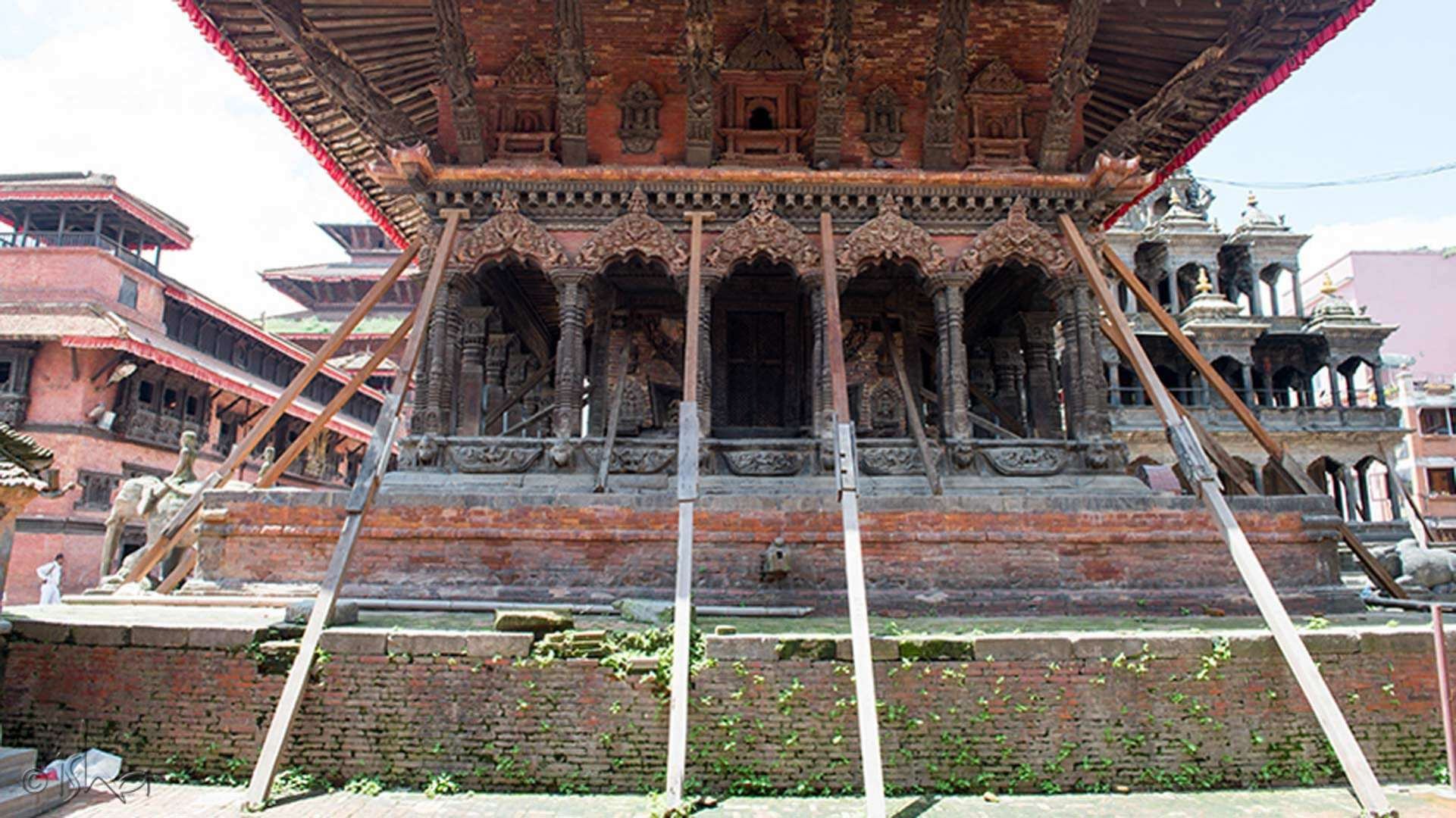Nepal Recovery Efforts