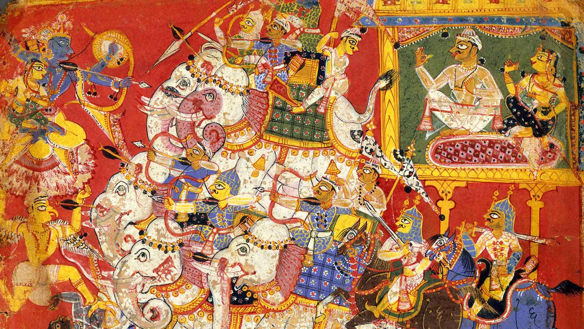 Naraka Chaturdashi – Killing of All Wrongs